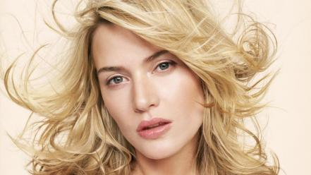 Blondes women kate winslet actress green eyes faces wallpaper