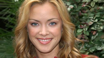 Kristanna Loken Smile wallpaper