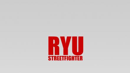 Ryu bosslogic simplistic Wallpaper