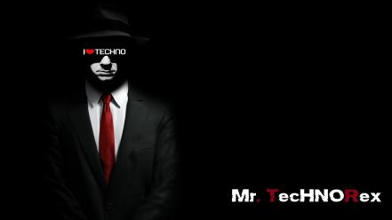 Anonymous music techno Wallpaper