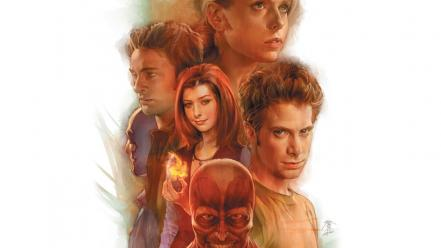 Dark horse comics willow rosenberg seth green wallpaper