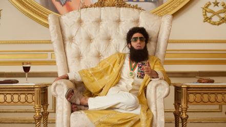 Movies the dictator sacha baron cohen wallpaper