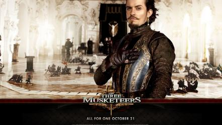 Movies the three musketeers wallpaper