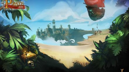 Video games pirate 101 wallpaper