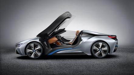 Bmw cars concept art vehicles spyder i8 wallpaper