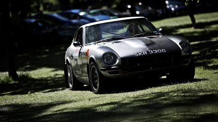 Cars datsun 240z wallpaper