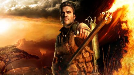 Video games ubisoft far cry 2 Wallpaper