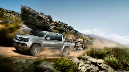 Artwork volkswagen amarok wallpaper