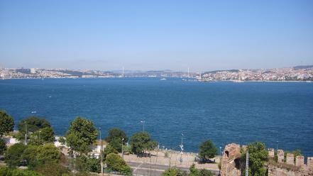 Bridges black sea turkey historical istanbul bosphorus marmara wallpaper