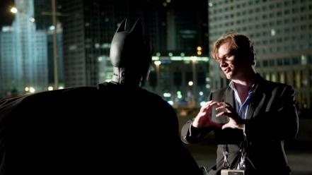 The dark knight christopher nolan set photos wallpaper
