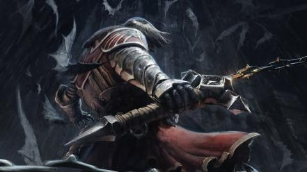 Video games castlevania lords of shadow wallpaper