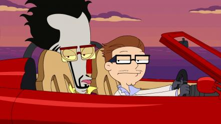 Roger Smith - American Dad.   Cartoons for Grown-ups ...  Roger Smith American Dad
