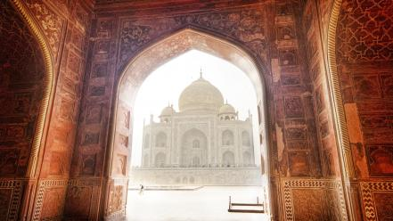Architecture taj mahal wallpaper