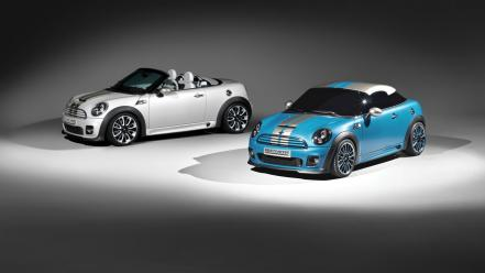 Cars concept art coupe mini cooper wallpaper