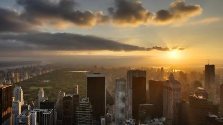 New york city central park cities Wallpaper