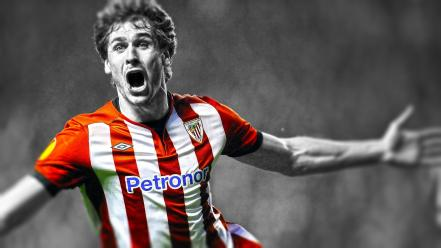 Photography cutout bilbao fernando llorente football player wallpaper