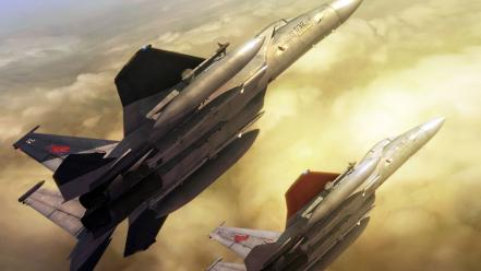 Airplanes ace combat zero: the belkan war wallpaper