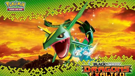 Pokemon rayquaza Wallpaper
