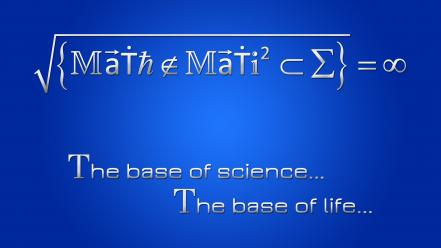 Science text mathematics life mathematical formula maths wallpaper