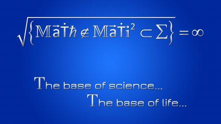 Science text mathematics life mathematical formula maths wallpaper