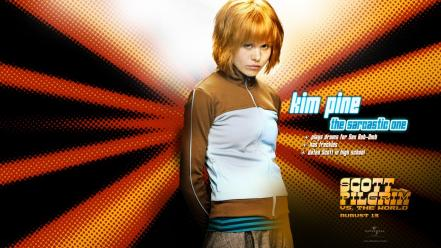 World scott pilgrim kim pine vs. the wallpaper