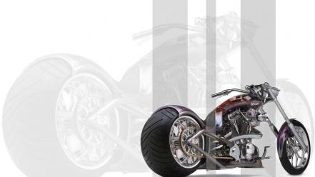 Debian chopper motorbikes wallpaper