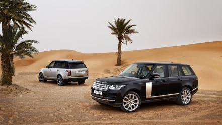 Land rover range 2013 wallpaper