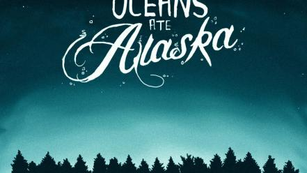 Artwork metalcore music bands oceans ate alaska wallpaper