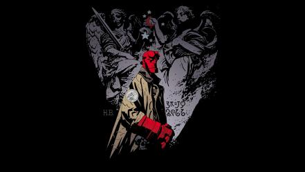 Comics hellboy Wallpaper