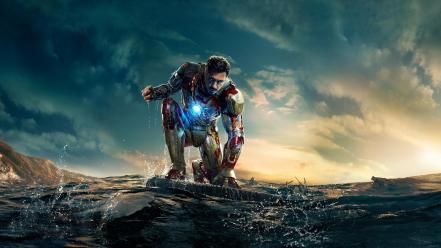 Tony stark robert downey jr artwork 3 wallpaper