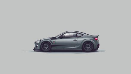 Toyota ft86 wallpaper