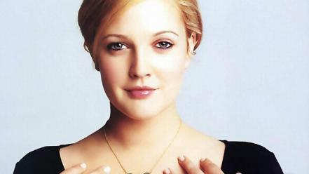 Actress drew barrymore hollywood wallpaper