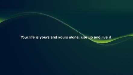 Inspirational life inspiration sword of truth wallpaper
