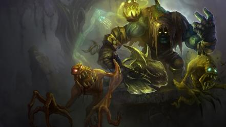 League of legends yorick Wallpaper