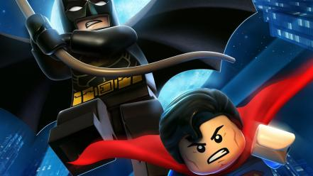 Video games game lego batman 2 Wallpaper