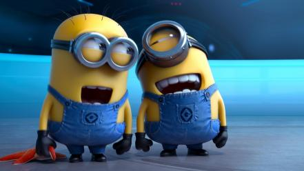 Animation minions despicable me 2 animated movies wallpaper