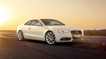 Cars roads audi a5 coupe german wallpaper