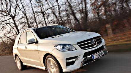 Cars suv mercedes-benz wallpaper