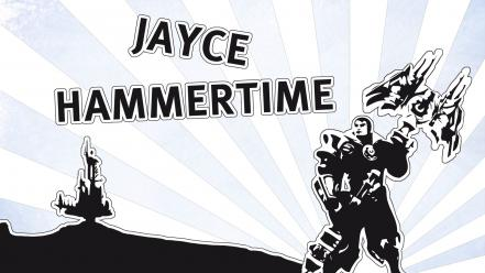 League of legends hammertime jayce wallpaper