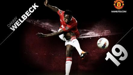 Soccer danny welbeck football player wallpaper