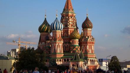 Cityscapes architecture russia town cities wallpaper