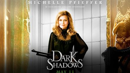 Movies michelle pfeiffer dark shadows wallpaper
