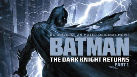 Cover box art the dark knight returns wallpaper