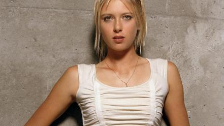 Maria sharapova hot Wallpaper