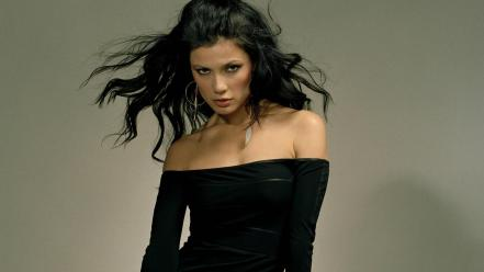Natassia Malthe Black wallpaper