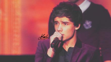 One direction liam payne Wallpaper