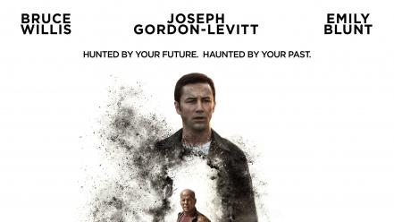 Bruce willis movie posters joseph gordon-levitt looper wallpaper