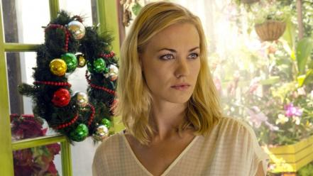 Dexter promotional yvonne strahovski tv series episode Wallpaper