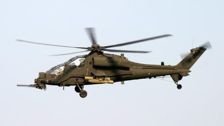 Helicopters agusta a129 Wallpaper