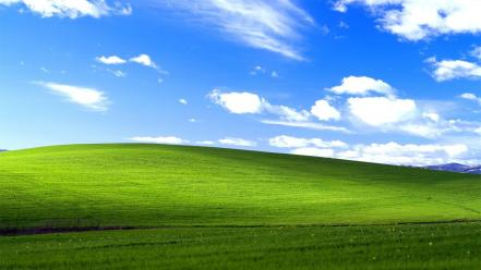Landscapes windows xp classic wallpaper